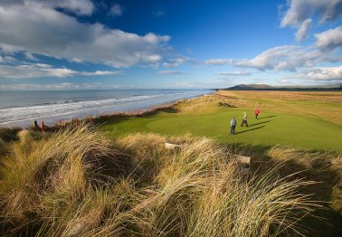 north wales golf